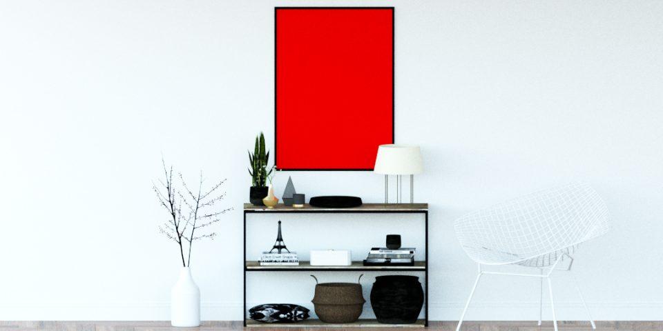 Dlaczego warto dekorować pomieszczenie obrazem oraz lampą?