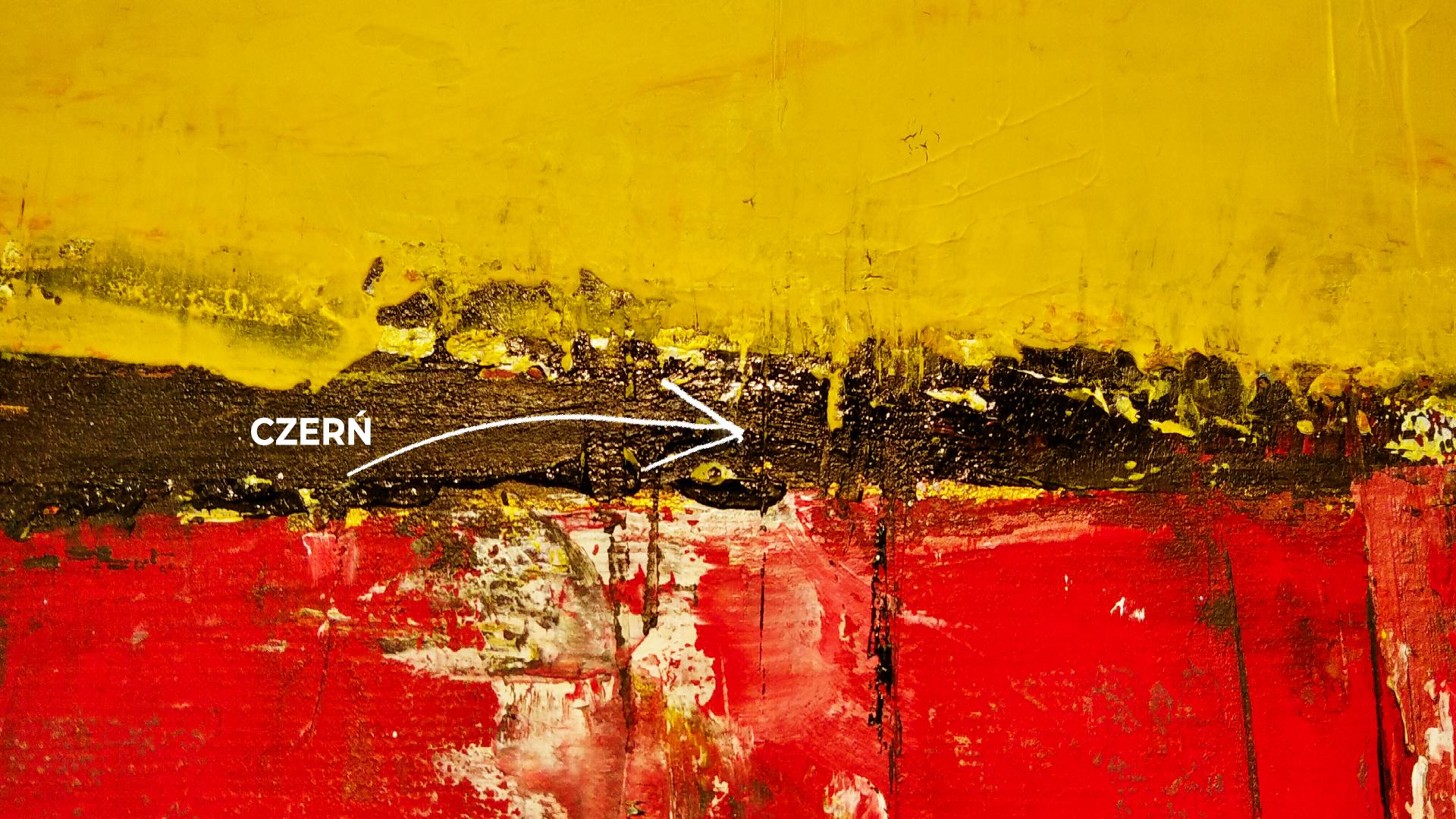 Obraz Akrylowy Brzeg Morski 60 x 80 cm detal