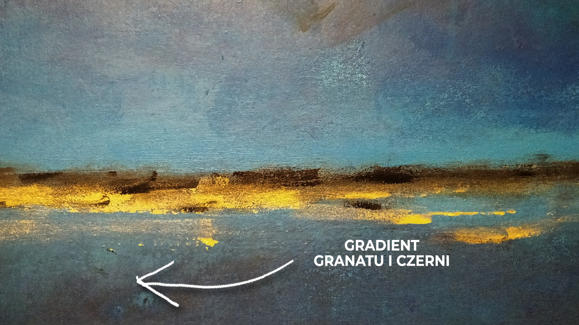 Obraz Akrylowy Brzeg Morski 60 x 80 cm detal 1