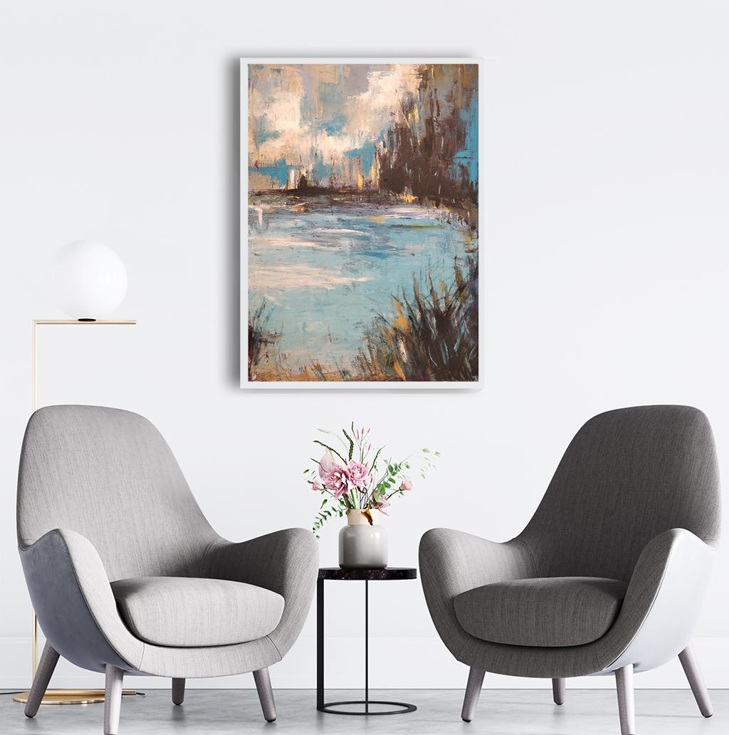 Obraz Akrylowy Organika 60 x 80 cm na ścianę do biura. Kup obraz do biura. Zamów obraz do gabinetu