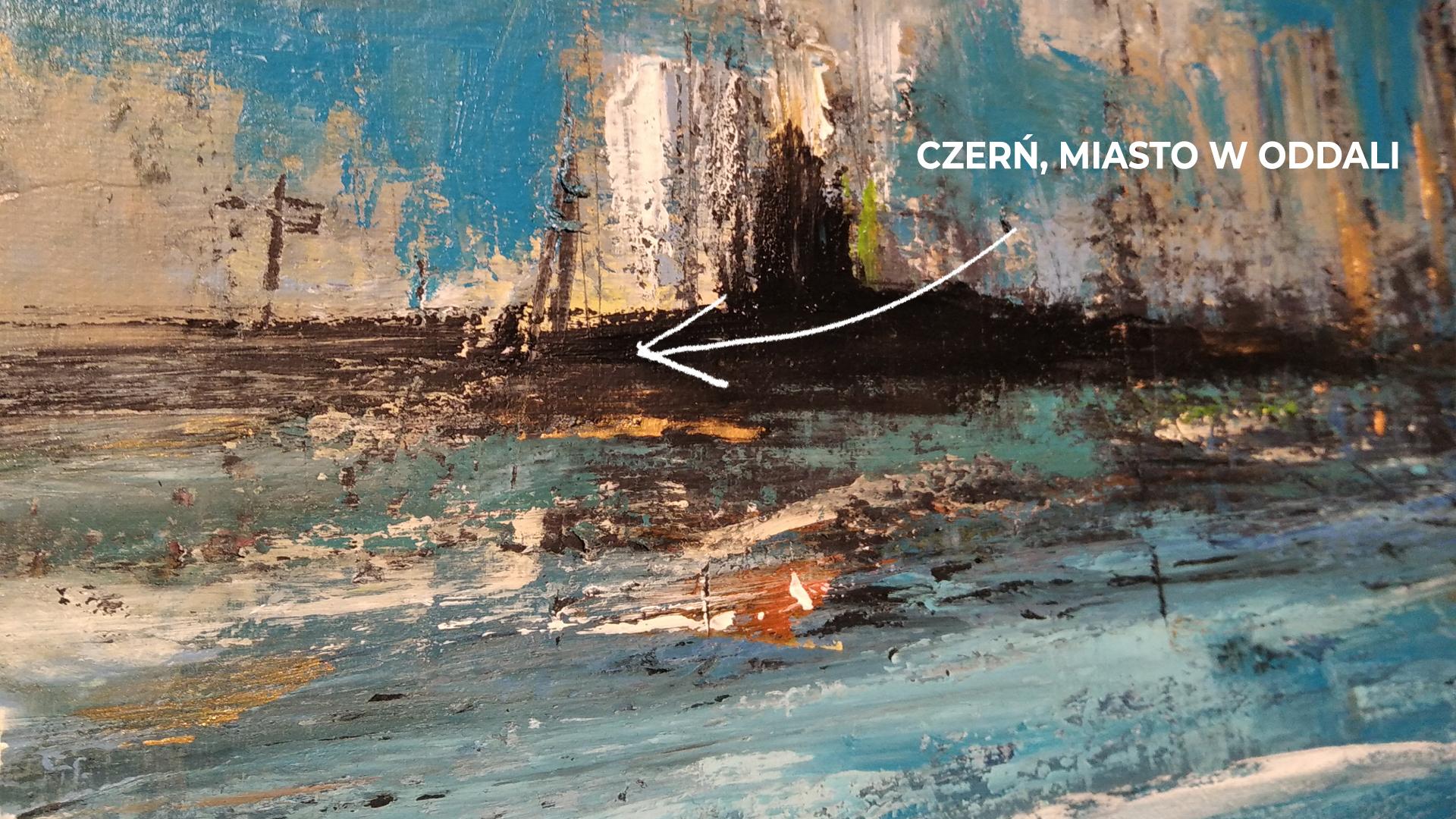 Obraz Akrylowy Organika detal obrazu. Kup obraz akrylowy