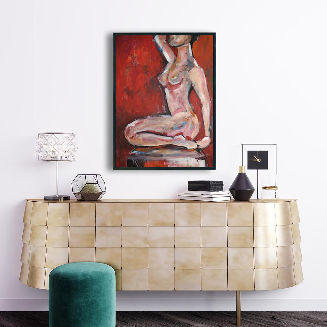 Obraz-Akrylowy-Poza-60-x-80-cm-nad-komodą