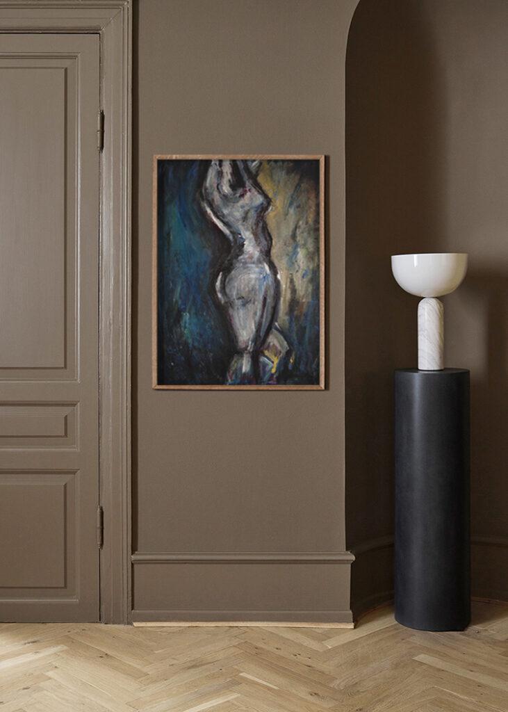 Obraz ręcznie malowany do kupienia do salonu, sypialni. Kup obraz do wnętrza domu. Obraz do powieszenia na ścianie