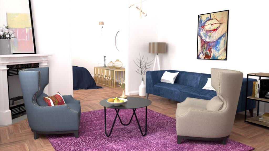 Duże abstrakcyjne obrazy do gwarancja wprowadzenia do wnętrza mieszkania, atrakcyjnych i żywych kolorów. Przede wszystkim obrazy swą formą, pełnią ciekawą dekorację wnętrza. Dlatego potrafią odmienić pomieszczenia, wręcz tchnąć w nie nowe życie. Obrazy mogą stanowić ważny element dekoracji w aranżacji, a później w projekcie wnętrza.