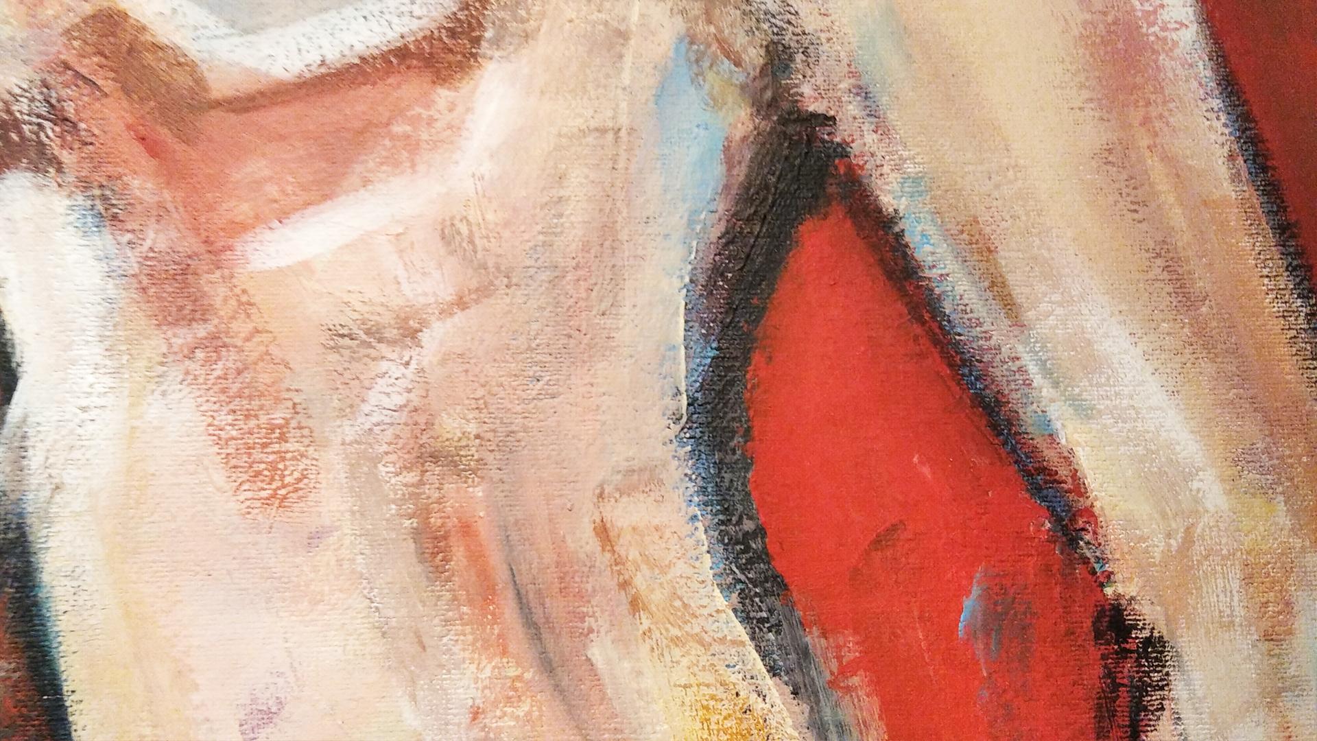 Obraz Akrylowy Poza 60 x 80 cm detal 3