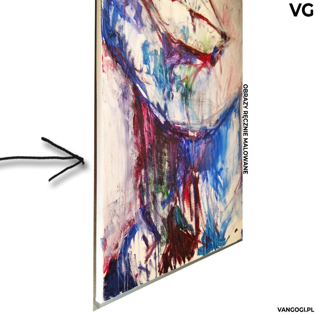 Wiele osób przed zakupem obrazu, zastanawia się czy obraz, po zakupie będą musieli płacić za drogą ramę do obrazu. Obecnie modne jest wieszanie obrazów na ścianie bez specjalnej ramy.