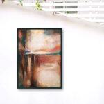 Obraz Olejny Nadzieja 50 x 70 cm obrazek produktu