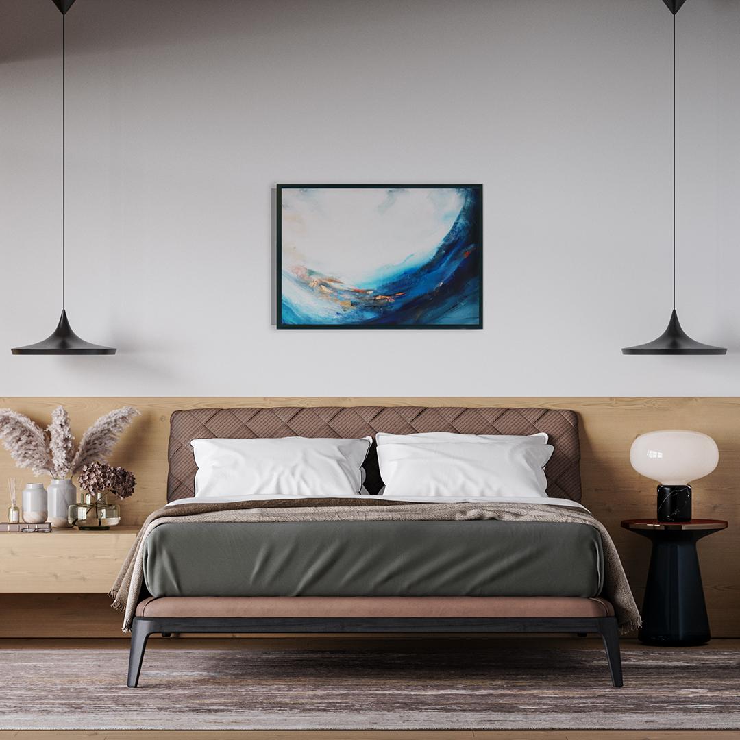 Obraz akrylowy do powieszenia w sypialni