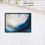 Obraz Akrylowy Szansa 60 x 80 cm obrazek produktu