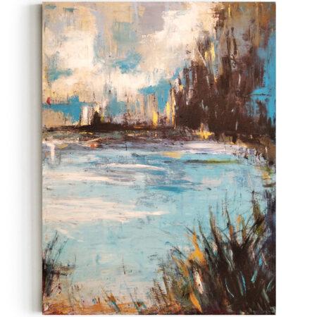 Ręcznie malowany obraz na zamówienie do kupienia w galeri obrazów online
